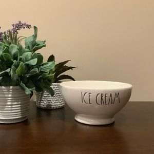 Rae Dunn ICE CREAM Bowl 🍨